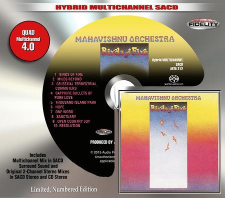 The Mahavishnu Orchestra - Birds Of Fire
