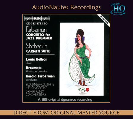 Harold Farberman - Farberman: Concerto For Jazz Drummer/Shchedrin/ Carmen Suite