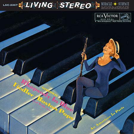 Arthur Fiedler - Gershwin: An American In Paris / Rhapsody In Blue