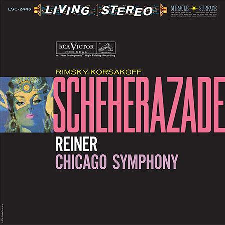 Fritz Reiner - Rimsky-Korsakoff: Scheherazade