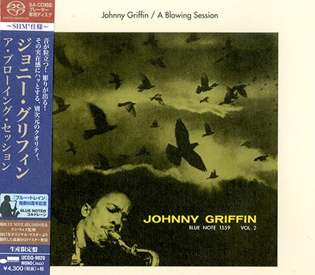 Johnny Griffin - A Blowin' Session