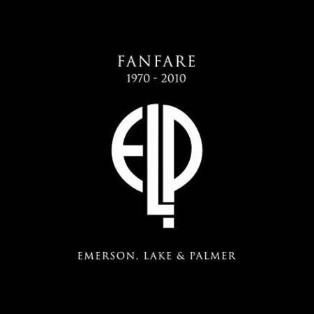 Emerson Lake & Palmer - Fanfare: The Emerson, Lake & Palmer Box