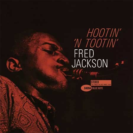 Fred Jackson - Hootin' 'N Tootin'