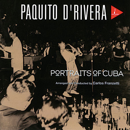 CHUCHO Paquito D Rivera Latin Jazz Backing track - YouTube