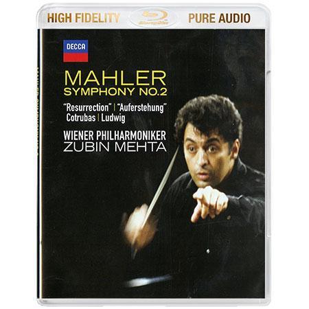 Zubin Mehta - Mahler: Symphony No. 2