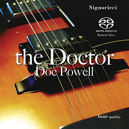 Doc Powell - The Doctor