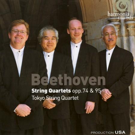 Tokyo String Quartet - Beethoven: String Quartets