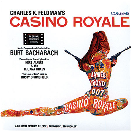 Dusty Springfield - Bacharach: Casino Royale Soundtrack