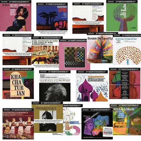 Various Artists - HDAD 24/96 24/192 Everest Set