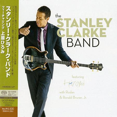 Stanley Clarke Band - Featuring Hiromi Uehara