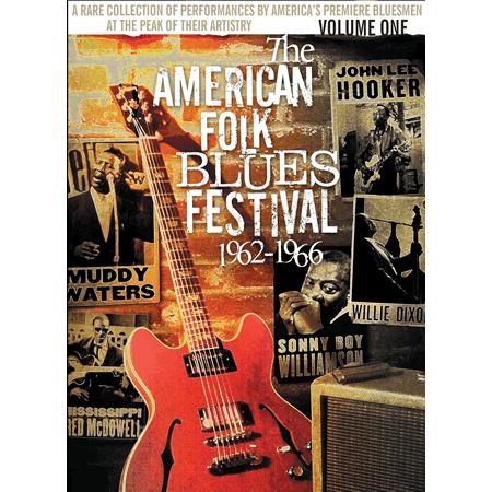 Various Artists - American Folk Blues Fest 62-66 Vol. 1