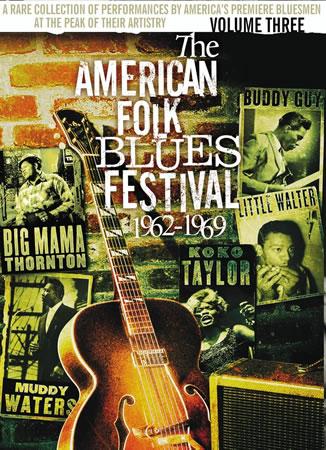 Various Artists - American Folk Blues Fest 62-69 Vol. 3