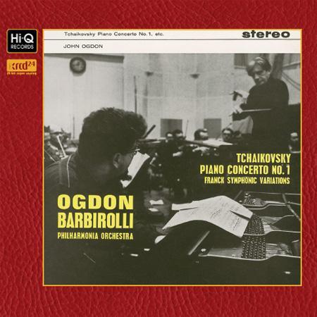 Sir John Barbirolli - Tchaikovsky: Piano Concerto No. 1/ Ogdon