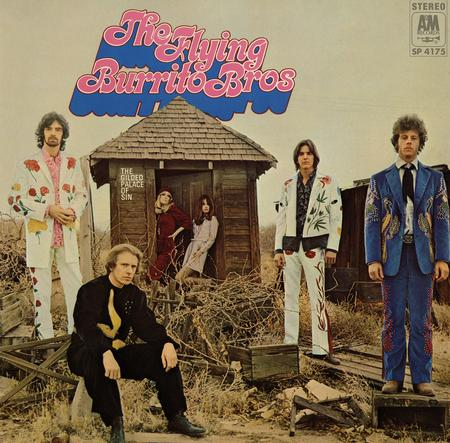 The Flying Burrito Brothers - The Gilded Palace Of Sin