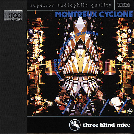 Bingo Miki & the Inner Galaxy Orchestra - Montreux Cyclone