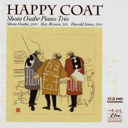 Shota Osabe Piano Trio - Happy Coat