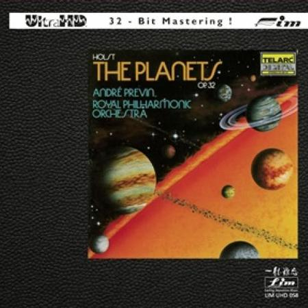 Andre Previn - Holst: The Planets