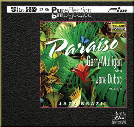 Gerry Mulligan With Jane Duboc - Paraiso