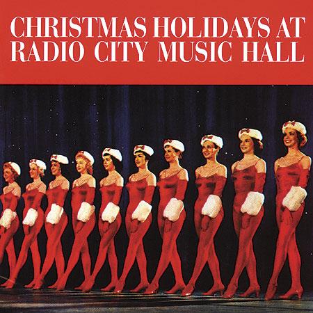 Radio City Music Hall Symphony Orchestra - Christmas Holidays At Radio City Music Hall