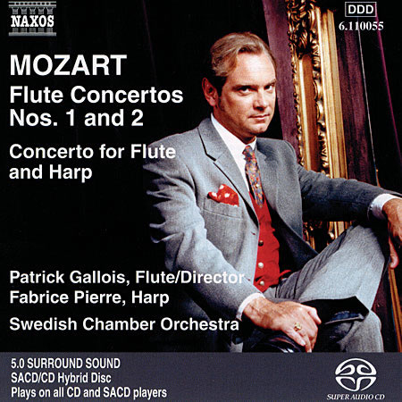 Flute Concertos by Wolfgang Amadeus Mozart