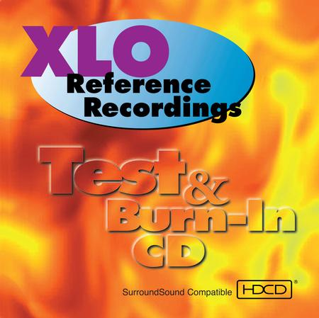 Reference Recordings - XLO Test & Burn-In CD