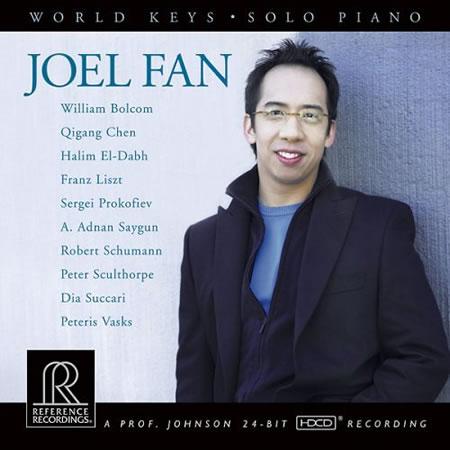 Joel Fan - World Keys