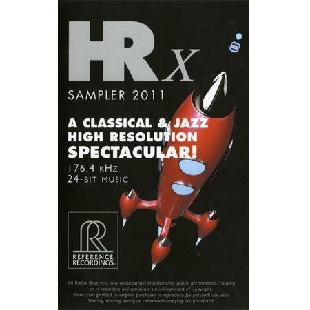 Various Artists - HRx Sampler 2011: A Classical & Jazz High Resolution Spectacular