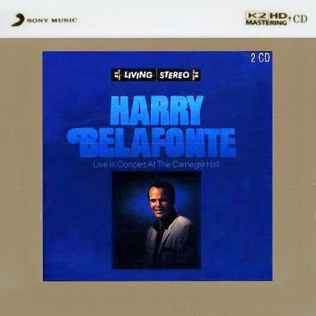 Harry Belafonte - Live At Carnegie Hall