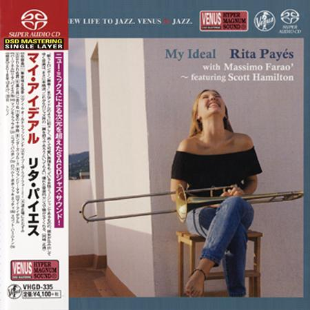 Rita Payes - My Ideal with Massimo Farao Featuring Scott Hamilton