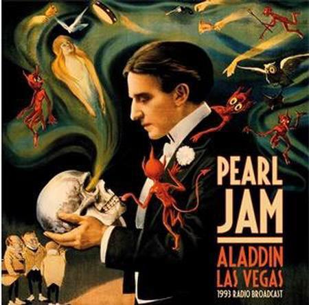 Pearl Jam - Aladdin, Las Vegas 1993