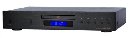 Music Hall Audio - C-DAC15.3 3-input DAC CD Player with Remote