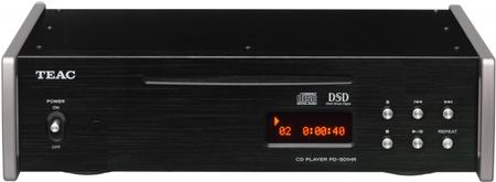 Teac - PD-501HR DSD/PCM/CD Hi-Res Disc Player