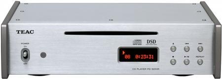 Teac - PD-501HR DSD/PCM/CD Hi-Res Disc Player