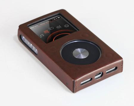 FiiO - Brown Leatherette case LC-FX5221 for X5-II