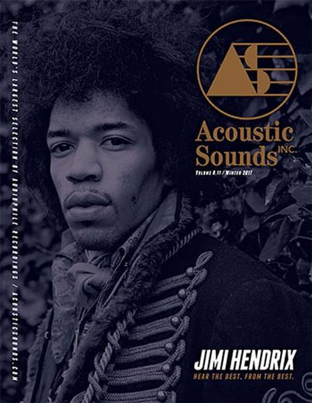 Acoustic Sounds - Acoustic Sounds Catalog 8.11 Winter 2017