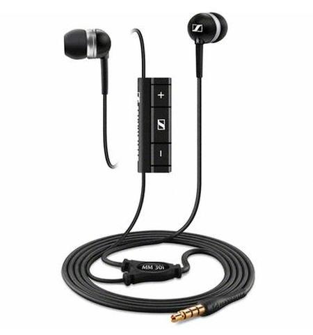 Sennheiser - MM 30i In-Ear Apple Version Earbud Headphones
