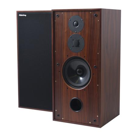 Stirling Broadcast - BBC LS3/6 Reference Loudspeakers