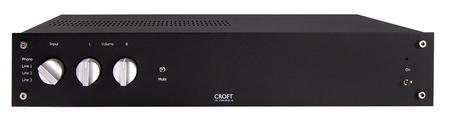 Croft Acoustics - Phono Integrated Amplifier