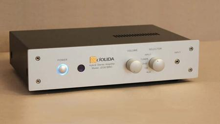 Jolida - JD 301BRC Tube Hybrid Integrated Stereo Amplifier