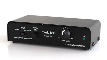 Music Hall Audio - MM Mini Plus Phono Preamp