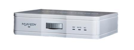 Micromega - MyGroov MM/MC Audiophile Phono Preamp