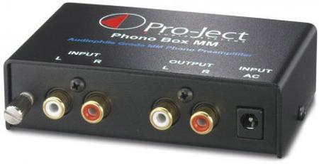 Pro-Ject - Phono Box Pre-amplifier for MM Cartridges