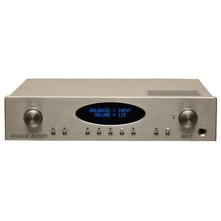 Rogue Audio - RP-7 Preamplifier with Phono