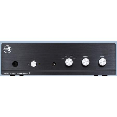 Rogue Audio - SPHINX V3 Hybrid Integrated Amplifier with Remote