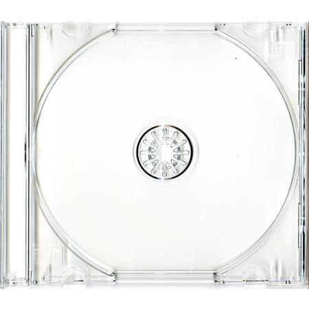- CD Jewel Case