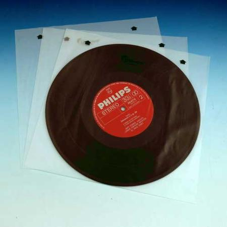 Record Sleeves - Diskeeper 2.0 Antistatic 10 Inch Record Sleeves