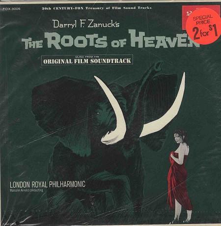 Original Soundtrack - The Roots Of Heaven