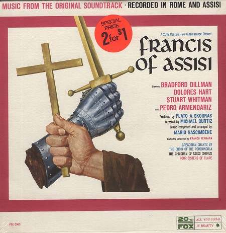 Original Soundtrack - Francis of Assisi