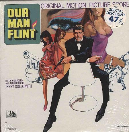 Original Soundtrack - Our Man Flint