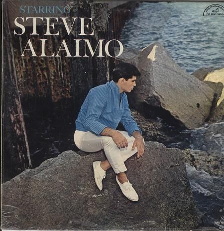 Steve Alaimo - Starring Steve Alaimo